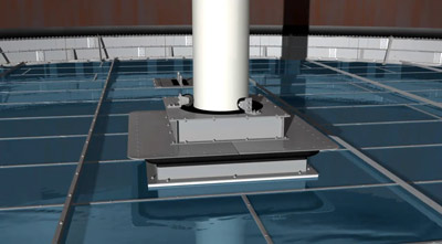 penetration seals, oil storage tanks, floating roofs