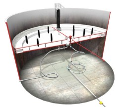 External Floating Roof Systems Emission Controls